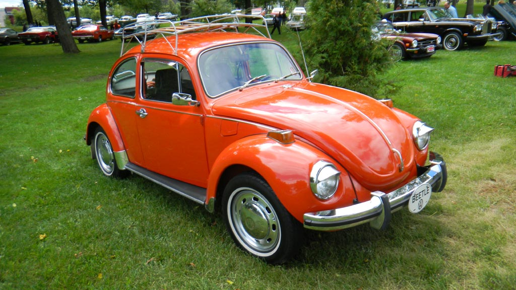 Volks Super Beetle 1971
