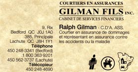 Gilman Sons