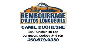 Rembourrage Longueuil Inc