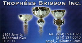 Trophees Brisson inc