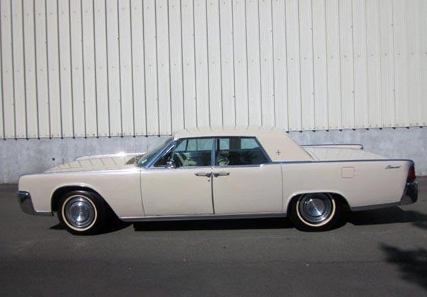 lincoln continental 1964 65 voitures anciennes et classiques de montreal inc. Black Bedroom Furniture Sets. Home Design Ideas